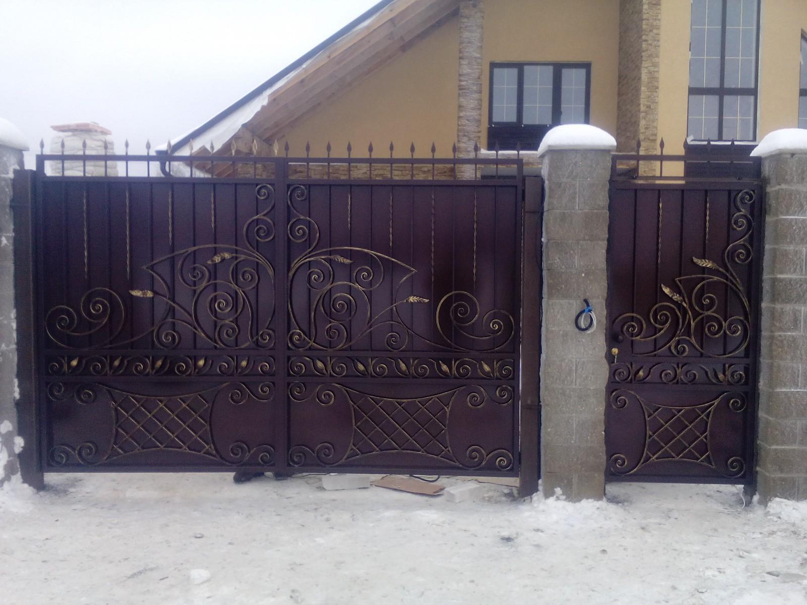 Ворота в красноармейске комплектующие для ворот жуковский